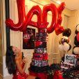 Jade Lagardère a fêté ses 27 printemps. Instagram, septembre 2017