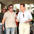 Arnold Schwarzenegger et Sylvester Stallone