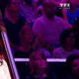 "Jenifer lors de la finale de ""The Voice Kids 4"" (TF1), samedi 30 septembre 2017."