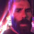 """""""Dan Bilzerian s'est filmé en story Instagram alors qu'il fuyait les lieux du massacre perpétré le 1er octobre 2017 à Las Vegas pendant le concert de Jason Aldean."""""""