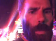 Massacre à Las Vegas : Dan Bilzerian filme sa fuite, en pleine panique