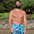 """Dan Bilzerian à Hawaï en août 2017, photo Instagram."""