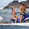 Dan Bilzerian à Hawaï en août 2017, photo Instagram.
