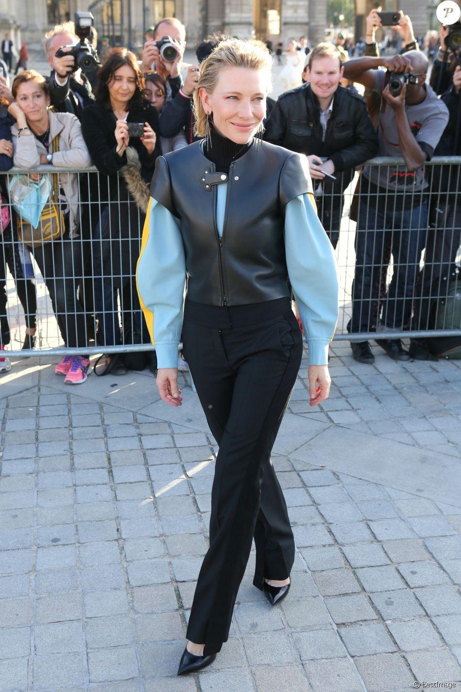 Video Cate Blanchett Chez Vutton