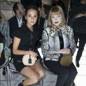 Fashion Week : Léa Seydoux et Catherine Deneuve, séduites chez Vuitton
