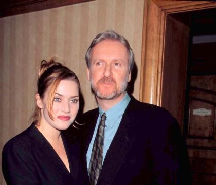 Kate Winslet retrouve le réalisateur de Titanic, James Cameron !