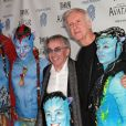 "James Cameron lors photocall du spectacle du Cirque du Soleil ""Toruk Le Premier Envol"" inspiré du film de James Cameron ""Avatar"" au Staples Center à Los Angeles, Californie, Etats-Unis, le 11 novembre 2016. © AdMedia/Zuma Press/Bestimage"