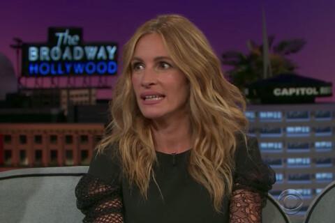 Julia Roberts rouge de honte à la mention du surnom très salace de son mari...