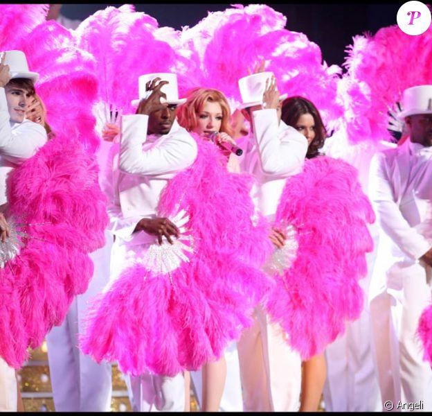 Les Girls Aloud et leur sexy show... les spectateurs ne s'en sont toujours pas remis !