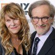 """Steven Speilberg et sa femme Kate Capshaw - Avant-première du film """"Speilberg"""" de Susan Lacy lors du New York Film Festival le 5 octobre 2017."""