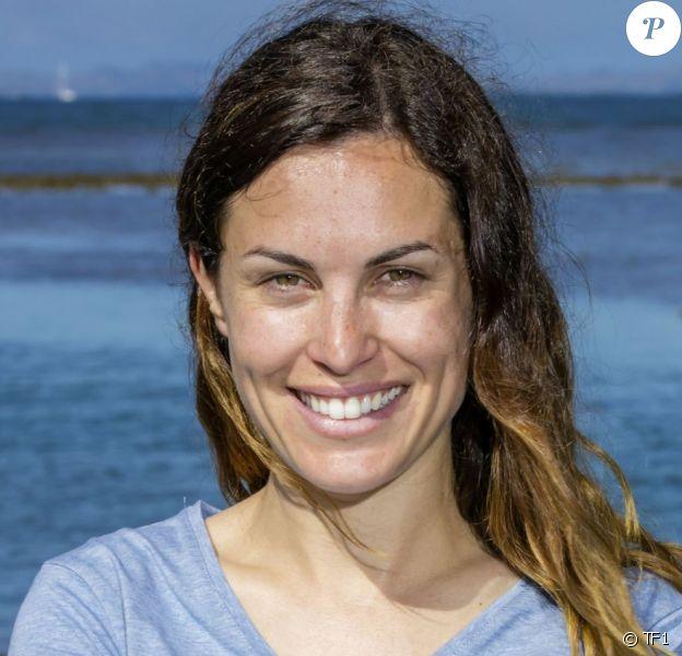"""Caroline, 31 ans, directrice de maison de retraite et candidate de """"Koh-Lanta Fidji"""" sur TF1."""