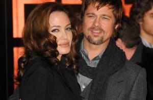 Brad et Angelina à la cérémonie des Critics Choice Awards