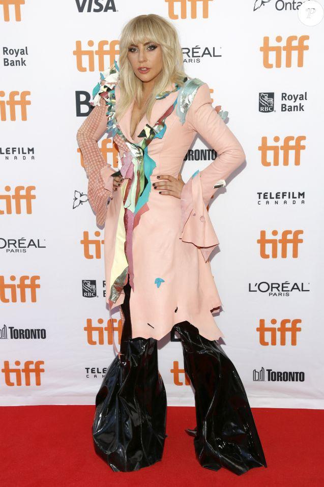 Lady Gaga - Soirée 'Gaga: Five Foot Two' au 42ème Festival international du film à Bell Lightbox à Toronto au Canada, le 8 septembre 2017 © Future-Image via Zuma/Bestimage