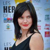 """Delphine Chanéac maman : """"C'était difficile de gérer mon fils et le tournage"""""""