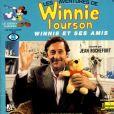 Jean Rochefort raconte Winnie l'ourson sur ce disque 33 tours