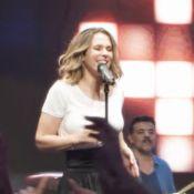 Lorie Pester, retour à la musique : Sublime et sûre d'elle dans La Vie est belle