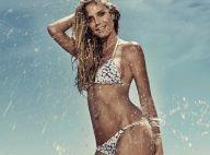 Heidi Klum : À 44 ans, aussi canon en bikini qu'en lingerie !