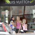 Les miss France en plein shopping
