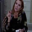 """Carrie Fisher, dans le rôle de  Bianca Burnette, a une réplique étonnante dans Scream 3 (sorti en 2000) : """"J'étais à deux doigts de jouer la princesse Leia. Mais qui a eu le rôle ? Celle qui a couché avec George Lucas !"""""""