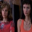 Parker Posey et Courteney Cox dans Scream 3, sorti en 2000.
