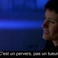 Courteney Cox dans Scream 3, sorti en 2000. Son personnage, Gale Weathers, évoque le producteur John Milton, suspecté d'avoir violé et abusé de jeunes femmes désireuses de lancer une carrière d'actrice à Hollywood.