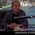 Lance Henriksen dans le rôle du puissant producteur John Milton dans Scream 3 (sorti en 2000).