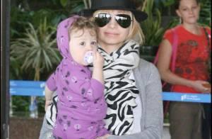 Nicole Richie : sa fille Harlow est décidément... trop minouche !