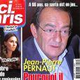 """Le magazine """"Ici Paris"""" en kiosques le 18 octobre."""