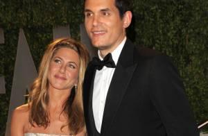 Jennifer Aniston et John Mayer, très amoureux... n'ont que faire des Oscars !