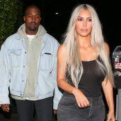 """Kim Kardashian et Kanye West : Un malfaiteur sur leur propriété, Kim """"secouée"""""""
