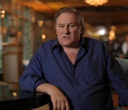 """Gérard Depardieu, le """"Monstre"""" assagi et """"amoureux"""" : """"Je suis un survivant"""""""