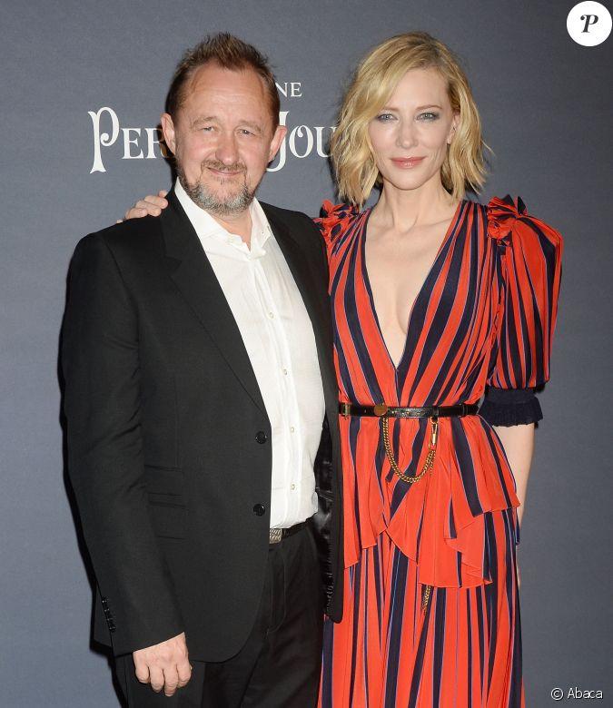 Cate Blanchett et son mari Andrew Upton - InStyle Awards ...