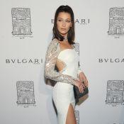 Bella Hadid : Angélique et précieuse pour Bulgari