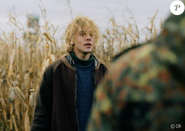 Xavier Dolan dans le film Tom à la ferme en 2014