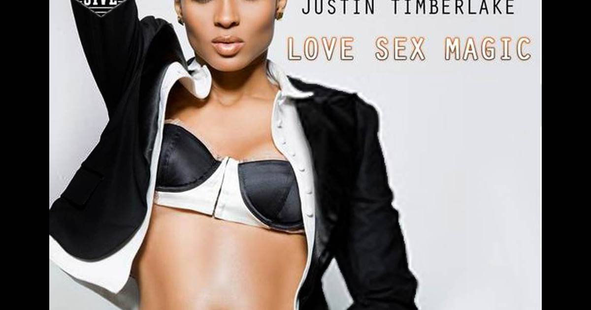 love and sex and magic justin timberlake