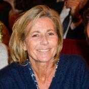 Claire Chazal, Sandrine Quétier, Corinne Touzet et les VIP saluent Ramsès II