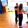 "Lenni-Kim et Marie Denigot - prime de ""Danse avec les stars 8"", 2 novembre 2017, TF1"