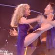 """Arielle Dombasle et Maxime Dereymez - prime de """"Danse avec les stars 8"""", jeudi 2 novembre 2017, TF1"""