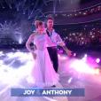 """Joy Esther et Anthony Colette - prime de """"Danse avec les stars 8"""", jeudi 2 novembre 2017, TF1"""