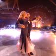 """Elodie Gossuin et Christian Milette - prime de """"Danse avec les stars 8"""", jeudi 2 novembre 2017, TF1"""