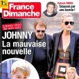 """Magazine """"France Dimanche"""" en kiosques le 3 novembre 2017."""