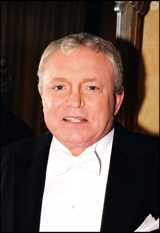 """Exclusif - Jacques Martin interprète """"Le Roi David"""" d'Arthur Honneger à la salle Pleyel en 1997."""