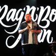 """""""Rag'n'Bone Man en concert lors du festival Radio 1's Big Weekend organisé par la BBC à Hull le 27 mai 2017."""""""