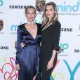 """Erin Foster et sa soeur Sara Foster - Soirée de gala de la fondation """"The Hawn"""" à Los Angeles le 3 novembre 2017."""