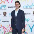 """Novak Djokovic - Soirée de gala de la fondation """"The Hawn"""" à Los Angeles le 3 novembre 2017."""
