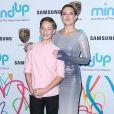 """Kate Hudson et son fils Ryder - Les célébrités arrivent à la soirée de gala de la fondation """"The Hawn"""" à Los Angeles le 3 novembre 2017."""