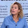 """""""Karin Viard dans le JT de France 2 le 5 novembre 2017."""""""