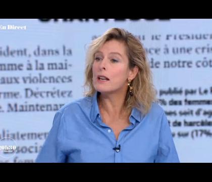 """Karin Viard """"violentée sexuellement 3 fois par semaine"""" : elle sort du silence"""