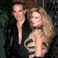 """ Jocelyn Wildenstein et Lloyd Klein à Los Angeles, le 14 novembre 2006    """