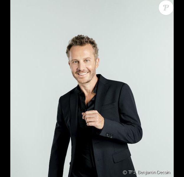 """Sinclair, photo officielle de """"Danse avec les stars 8"""", TF1"""